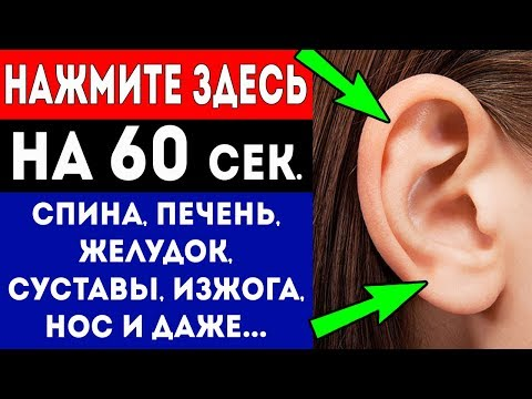 Нажмите Здесь на 60 секунд и смотрите, что произойдет с Вашим телом (6 точек уха) photo