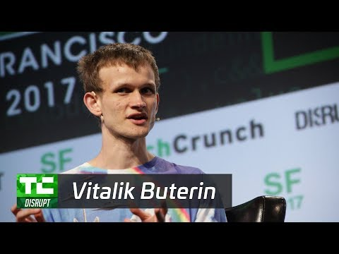 Decentralizing Everything with Ethereum's Vitalik Buterin | Disrupt SF 2017 - UCCjyq_K1Xwfg8Lndy7lKMpA