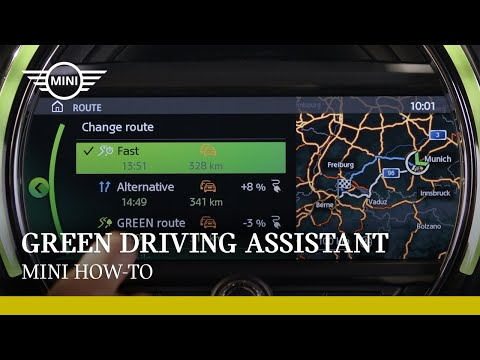 Green Driving Assistant | MINI How-To