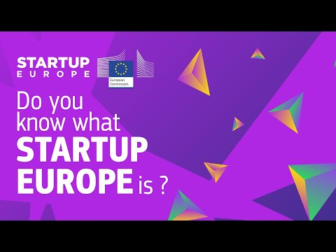 do you know what is it Startup Europe? photo