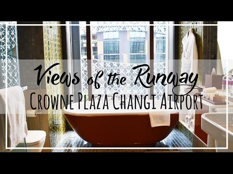 Singapore's Crowne Plaza Changi Airport - Best & Closest Luxury Hotel