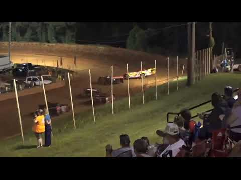 602 Late Model at Winder Barrow Speedway August 7th 2021 - dirt track racing video image