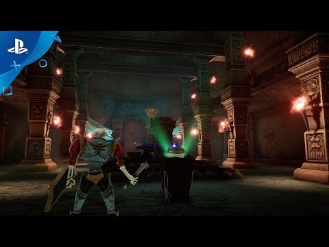 MediEvil - A Behind the Scenes Look with Other Ocean   PS4