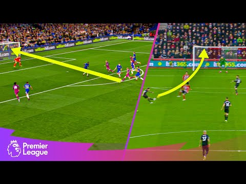 De Bruyne & Coutinho SCREAMERS   Classic goals from Matchweek 17's fixtures