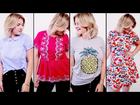 Amazon Prime Clothing Fashion Try-On Haul | Milabu