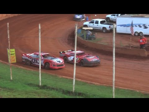 Race of the year Modified Street at Winder Barrow Speedway July 10th 2021 - dirt track racing video image
