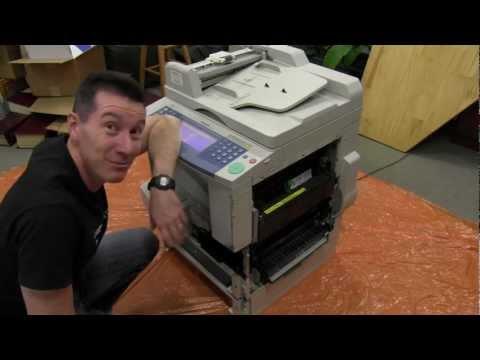 EEVblog #303 - Photocopier Extreme Teardown - UC2DjFE7Xf11URZqWBigcVOQ
