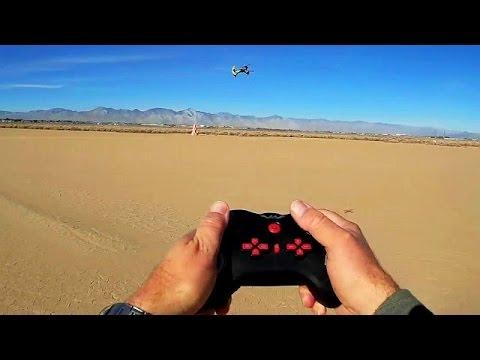 L6052 Quadcopter Drone Backward Funnels - UC90A4JdsSoFm1Okfu0DHTuQ