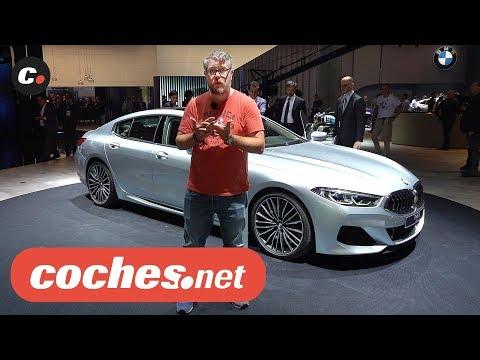 BMW Serie 8 Gran Coupe y M8 Competition   Salón de Frankfurt IAA 2019 en español   coches.net