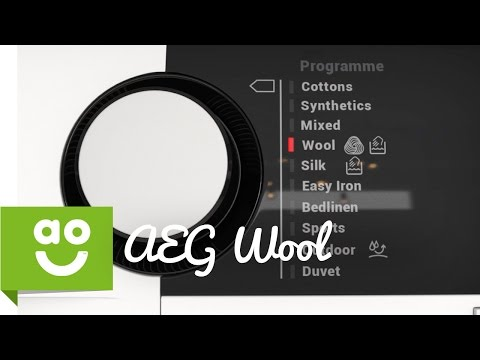 AEG Wool Programme   Tumble Dryers   ao.com