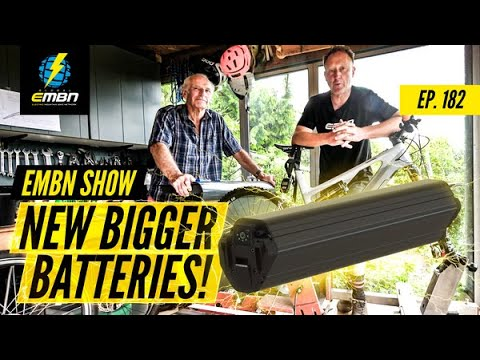 Huge New Batteries Tech & Ray Responds To Rolling Road Questions   EMBN Show Ep. 182