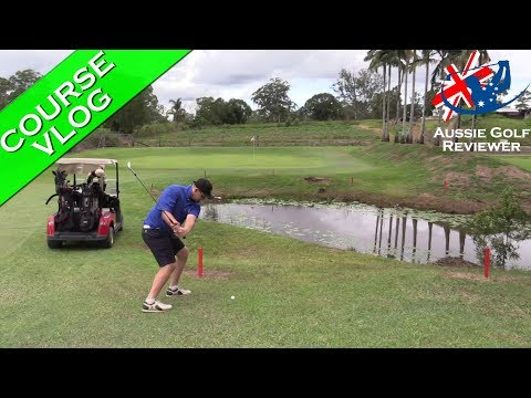 COOROY GOLF CLUB COURSE VLOG PART 4