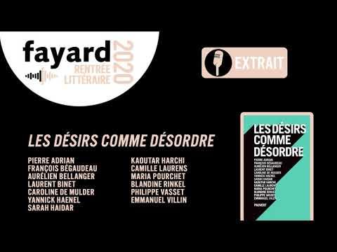 Vidéo de Laurent Binet