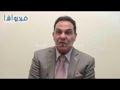 بالفيديو .. مستشار بالاتحاد الأوروبى: السيسى لديه حنكة لتغير رؤية المجتمع الغربى بمصر