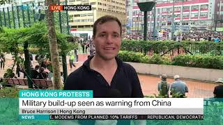 More mass protests expected in Hong Kong