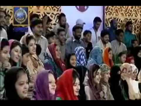 Last Naat Of Amjad Sabri At Shan e Ramzan