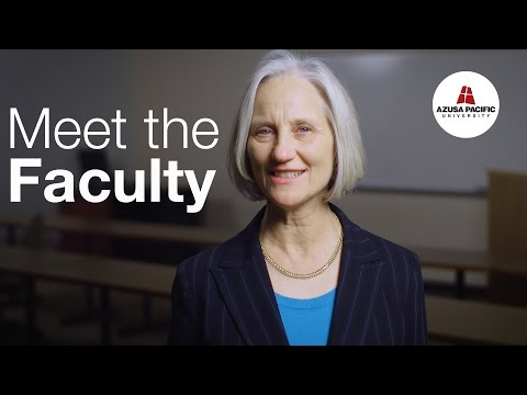Meet the Faculty: Susan Shore, PT, Ph.D.