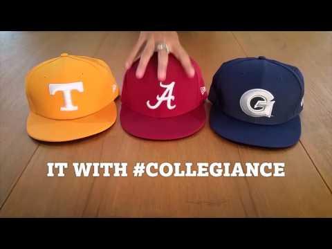 Pledge Your Collegiance 2017
