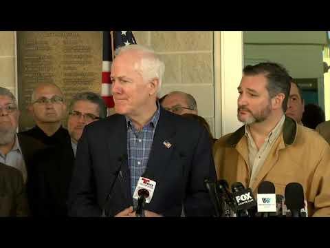 Senator Cruz: Trump would make a deal