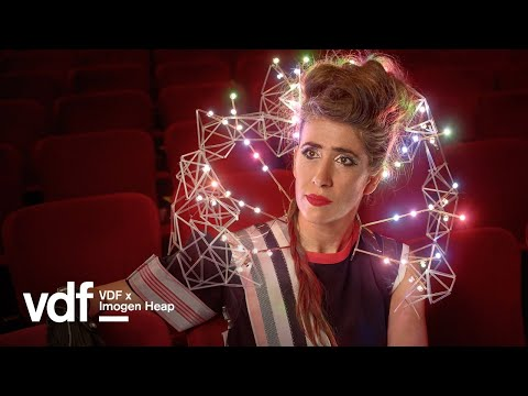 Imogen Heap live interview and performance | Virtual Design Festival | Dezeen