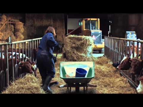 Vi i böndernas eget mejeri