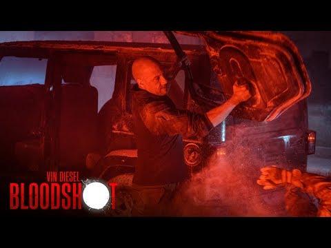 BLOODSHOT. El futuro de los superhéroes. En cines 27 de marzo.