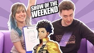 Show of the Weekend Mini: Fire Emblem Three Houses and Ellen's 5-Second Pictionary Doodle Test