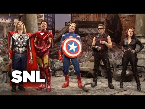 Hawkeye Disappoints the Avengers - SNL - UCqFzWxSCi39LnW1JKFR3efg