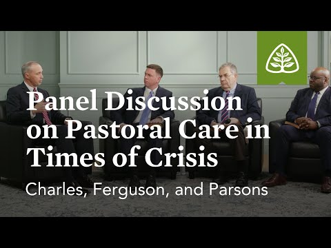 Charles, Ferguson, and Parsons: Pastoral Care in Times of Crisis