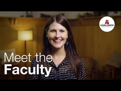 Meet the Faculty: Heather Maguire, Psy.D.