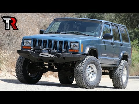 Jeep Cherokee Project Update - It's Good News!