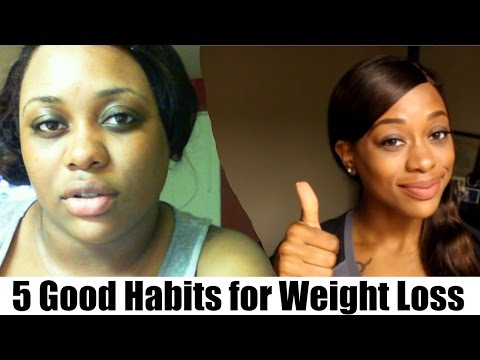 5 Good Habits for Weight Loss | How to Lose Weight - UCJ1Cwc8qK2aj2XhsSlfMNNw