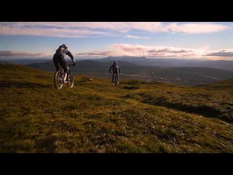 Cykla Cross Country i Lofsdalen