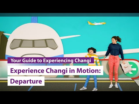 Changi in Motion (Departure)