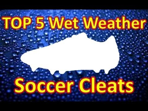 Top 5 Wet Weather Soccer Cleats/Football Boots - default