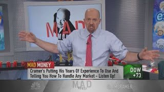 Cramer pinpoints the hardest part of individual investing
