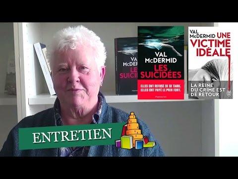 Vidéo de Val McDermid