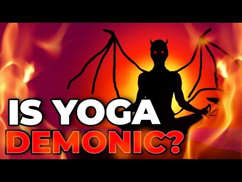 Is Doing Yoga DEMONIC?