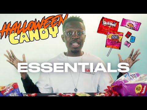 Top Halloween Candy  Elevation YTH  Essentials with Davide