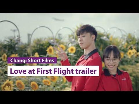 Love at First Flight Trailer | 从心起飞预告