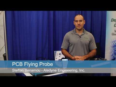 PCB Flying Probe Demo - Aledyne Engineering, Inc.