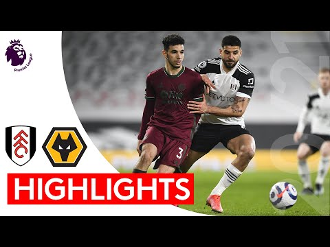 Fulham 0-1 Wolves   Premier League Highlights   Late Traore goal gives Wolves the points.