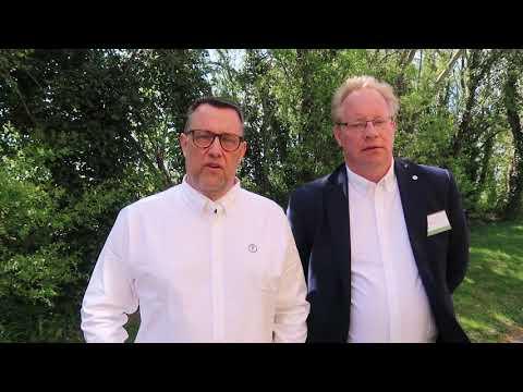 Hvilan Gymnasium i Lund hälsning från rektorerna