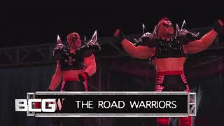 The History Of Legion Of Doom Doomsday Device From Smackdown Here Comes The Pain To WWE'13