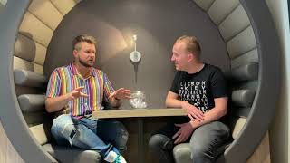 Martin Fitch - Legenda (Poland Eurovision 2010) / Interview at EuroStarz