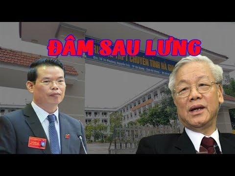 Vụ sửa điểm thi tại Hà Giang:  Bí thư Triệu Tài Vinh bị nhân vật nào đâm sau lưng?