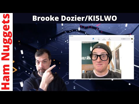 Ham Nuggets Live - Brooke Dozier, KI5LWO