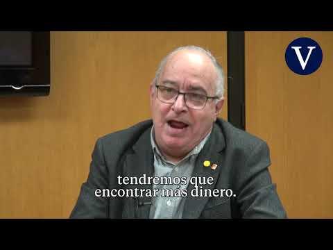 Entrevista a Josep Bargalló, conseller d'Ensenyament