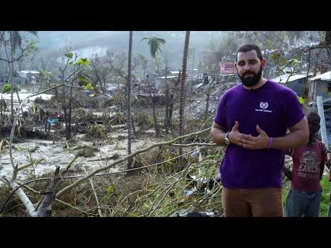 Hurricane Matthew Emergency Response