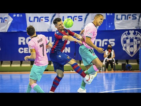 Levante UD - Barça Final Partido 2 Temp 20-21